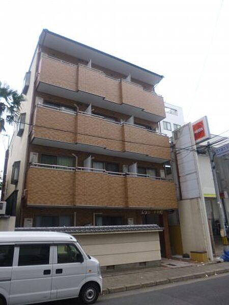エクシード円町[402号室]の外観