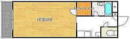 高宮センターヴィレッジ[402号室]の間取り