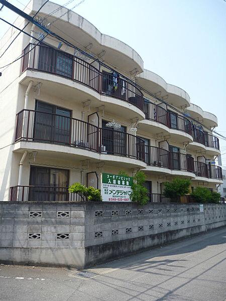 コーポアンビシャス 2階の賃貸【埼玉県 / 熊谷市】