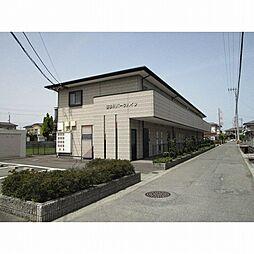 喜多川パークハイツ[1階]の外観