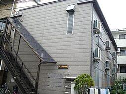 エステート町屋[1階]の外観