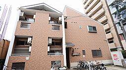 福岡県福岡市中央区六本松2丁目の賃貸アパートの外観