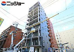 AZUR YABACHO[4階]の外観
