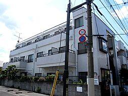 東京都立川市富士見町4丁目の賃貸マンションの外観