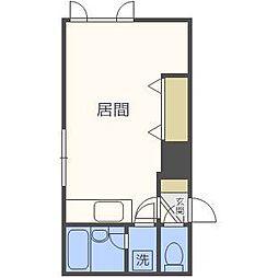デイジーコート[2階]の間取り