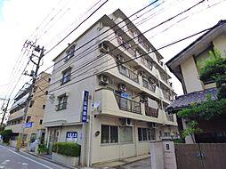 竹ノ塚グリーンハイツ[403号室]の外観