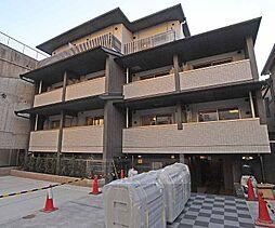 京都府京都市上京区仁和寺街道六軒町西入四番町の賃貸マンションの外観