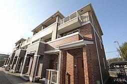 広島県福山市瀬戸町大字地頭分の賃貸アパートの外観