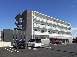 熊本市電A系統 健軍町駅 バス17分 安永下車 徒歩1分の賃貸マンション