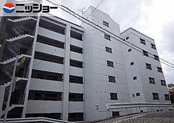 マンション月見台201号室[2階]の外観