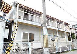 大阪府八尾市高安町北2丁目の賃貸アパートの外観