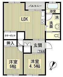 東千葉駅 7.0万円