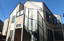 東京都新宿区中落合2丁目の賃貸アパートの外観