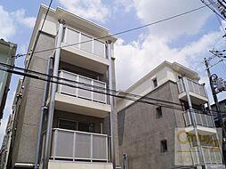 カラーズ帝塚山東[3階]の外観
