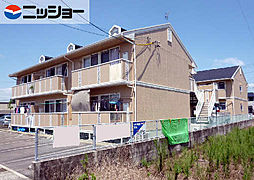 堀尾エルコートA[2階]の外観
