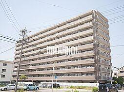 愛知県名古屋市中川区清船町1の賃貸マンションの外観