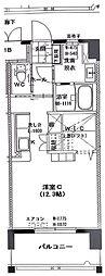 (仮)下北方町常盤元マンション[203号室]の間取り