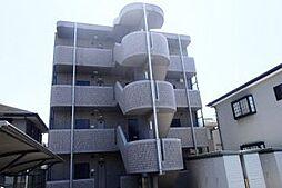 グレイス三園[1階]の外観