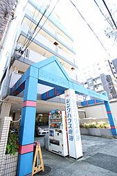 愛知県名古屋市瑞穂区中山町1丁目の賃貸マンションの外観