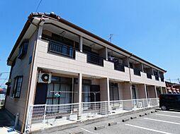 千葉県松戸市五香6丁目の賃貸アパートの外観