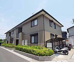 京都府京都市南区久世東土川町の賃貸アパートの外観