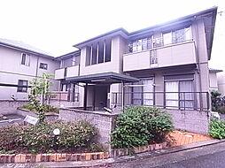 兵庫県神戸市垂水区清水が丘3丁目の賃貸アパートの外観