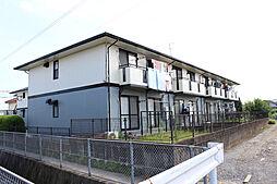 コンフォール新田B[102号室]の外観