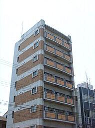 ウォブレマーニー阪南町[3階]の外観