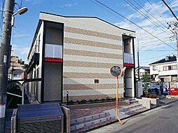 千葉県松戸市五香南2丁目の賃貸アパートの外観