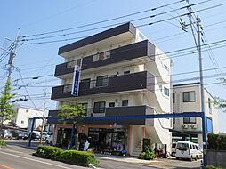 川崎ビル[302号室]の外観