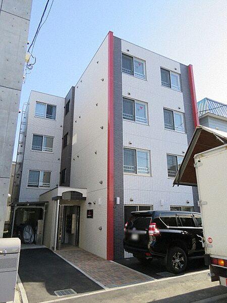 HS平岸445 1階の賃貸【北海道 / 札幌市豊平区】