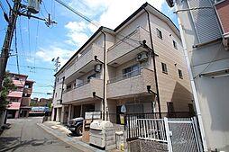 JR片町線(学研都市線) 藤阪駅 徒歩15分の賃貸アパート
