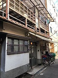 [テラスハウス] 大阪府大阪市住之江区北加賀屋1丁目 の賃貸【/】の外観