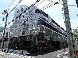 東京都品川区荏原5丁目の賃貸マンションの外観