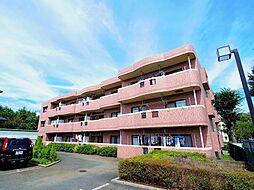 東京都西東京市西原町3丁目の賃貸マンションの外観