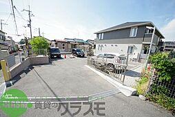 大阪府東大阪市瓢箪山町の賃貸アパートの外観