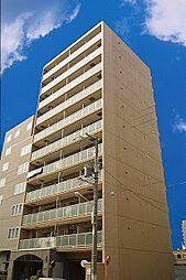 北海道札幌市北区北十条西1丁目の賃貸マンションの外観