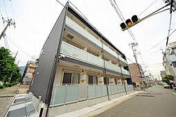 兵庫県神戸市灘区神ノ木通2丁目の賃貸マンションの外観