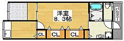 [タウンハウス] 大阪府堺市堺区南田出井町4丁 の賃貸【/】の間取り