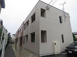 滋賀県栗東市苅原の賃貸アパートの外観