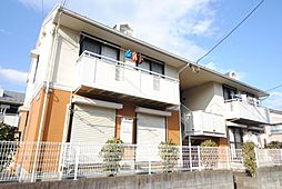 埼玉県川口市安行の賃貸アパートの外観