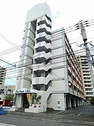 シティハイツ三郎丸[7階]の外観