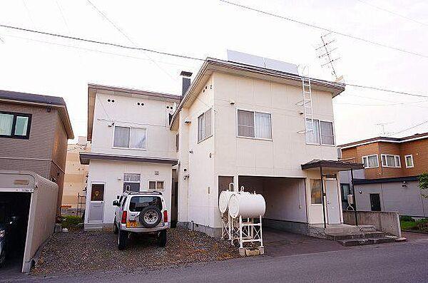 住吉マンション 1階の賃貸【北海道 / 旭川市】