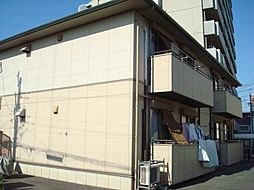 愛知県刈谷市広小路6丁目の賃貸アパートの外観