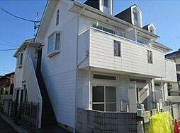 愛知県稲沢市駅前2丁目の賃貸アパートの外観