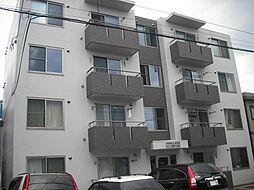 北海道札幌市北区北二十九条西6丁目の賃貸マンションの外観