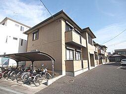埼玉県ふじみ野市上福岡6丁目の賃貸アパートの外観