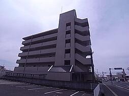 兵庫県姫路市飾磨区英賀春日町1丁目の賃貸マンションの外観