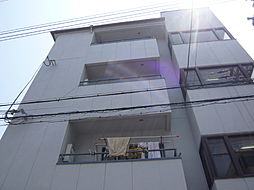 大阪府大阪市住吉区山之内2丁目の賃貸マンションの外観