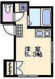 あけぼのハウス / AKEBONO HOUSE[202号室]の間取り